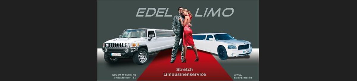 Edel -Limo by Moonshine Limosinenservice
